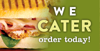 We Cater Order Today